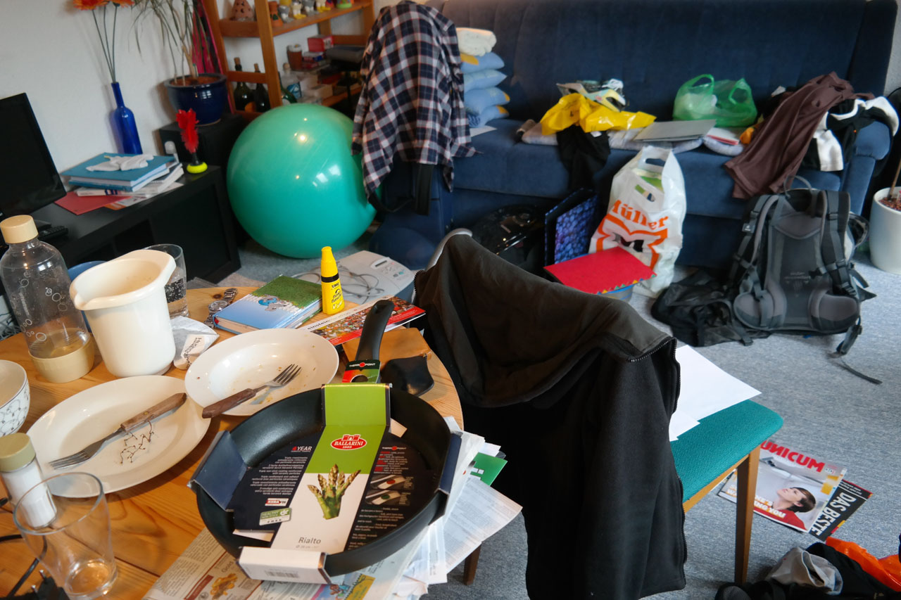 Where Does Clutter Come From?